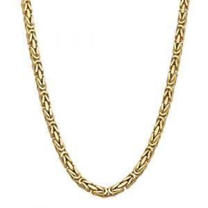 LaGuerta bracelet de cheville 14ct mm – 6,50 22,86 cm-mousqueton-jewelryWeb