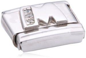 Nomination 330301/13 – Maillon pour bracelet composable Femme – Argent 925/1000