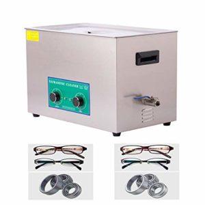 Décapant ultrasonique professionnel de 30L, radiateur de décapant ultrasonique avec la minuterie, utilisation commerciale de laboratoire d'usine d'électronique