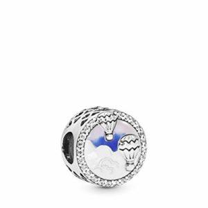 Pandora Femme Argent Charm Carrier 798061CZ