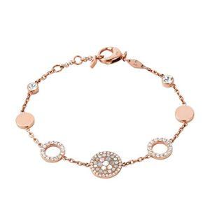 Fossil – Bracelet – Vintage Glitz – Zircone Nacre – JF01739791