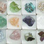 Steinfixx Lot de 20 Pierres précieuses en minéraux de 25 à 50 mm
