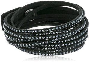 Swarovski Slake 1179237 Bracelet Tissu cristal